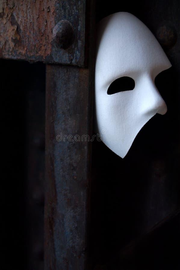 Фантом маски оперы стоковые фото