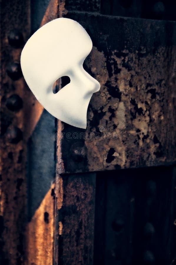 Фантом маски оперы стоковые изображения rf