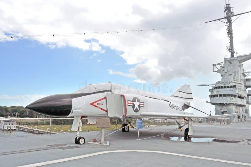 Фантом F-4 стоковая фотография rf