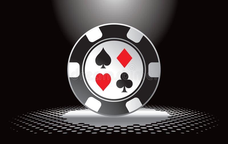 фара обломока казино вниз бесплатная иллюстрация