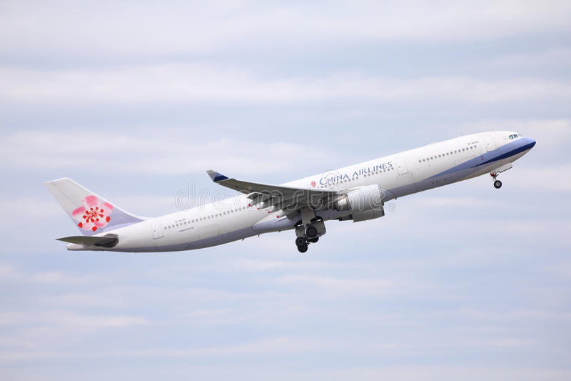 фарфор авиакомпаний стоковые изображения rf