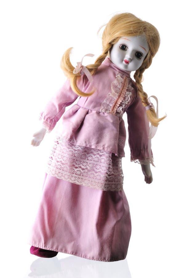 фарфор куклы стоковое фото