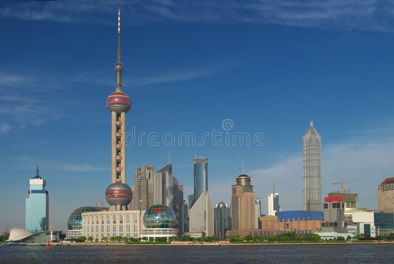 фарфор shanghai стоковые изображения rf