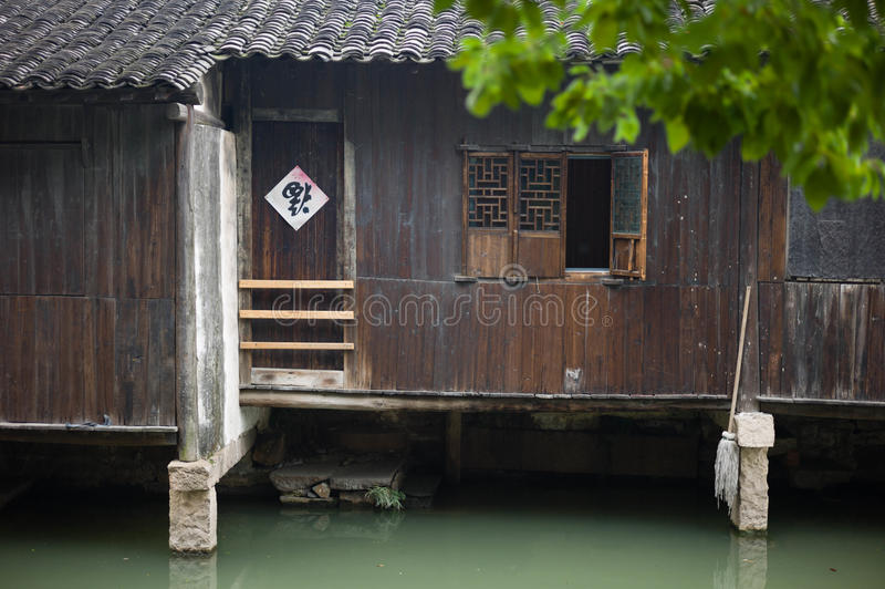 фарфор shanghai стоковое фото