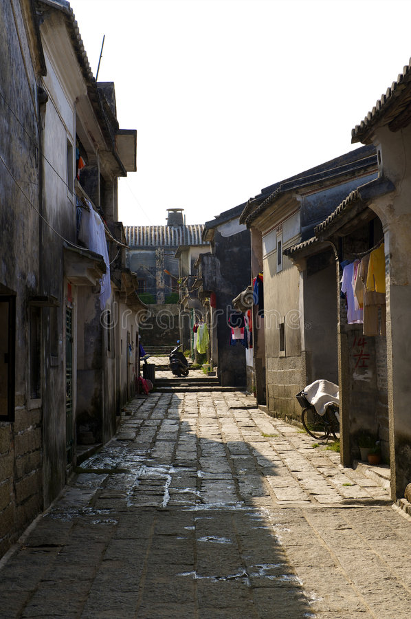 фарфор shenzhen стоковое изображение