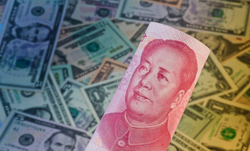 фарфор yuan дела стоковые изображения