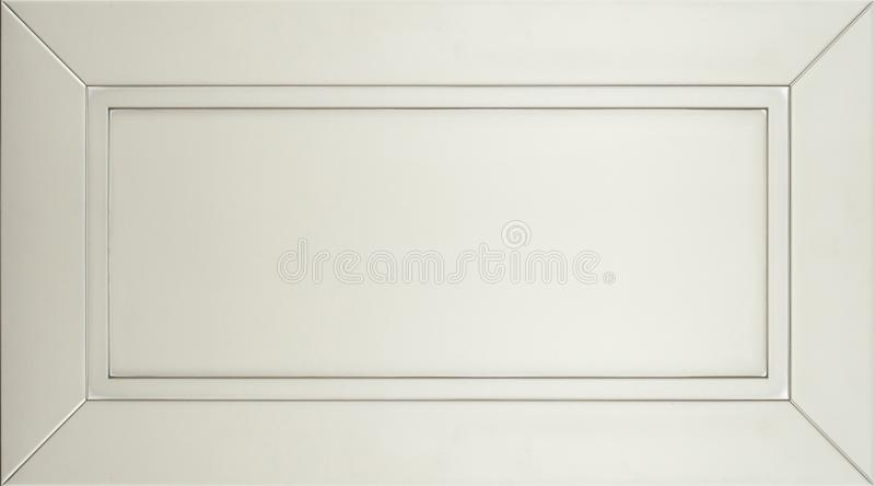 Фасад для кухни, интерьер мебели предпосылки или концепции minimalistic мебели стоковые фото