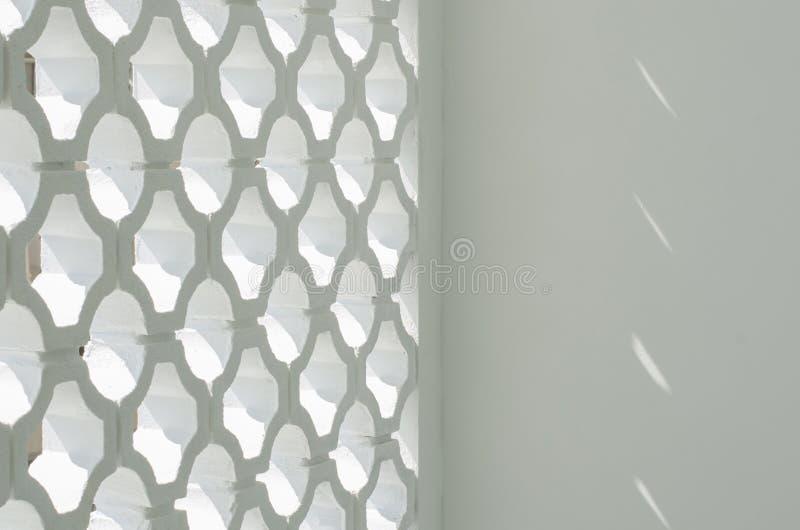Фасад стены блока круга стоковые фотографии rf