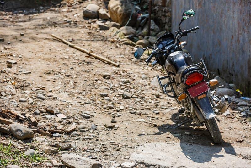 фасонируемое d200 nikon мотоцикла старое стоковое фото rf