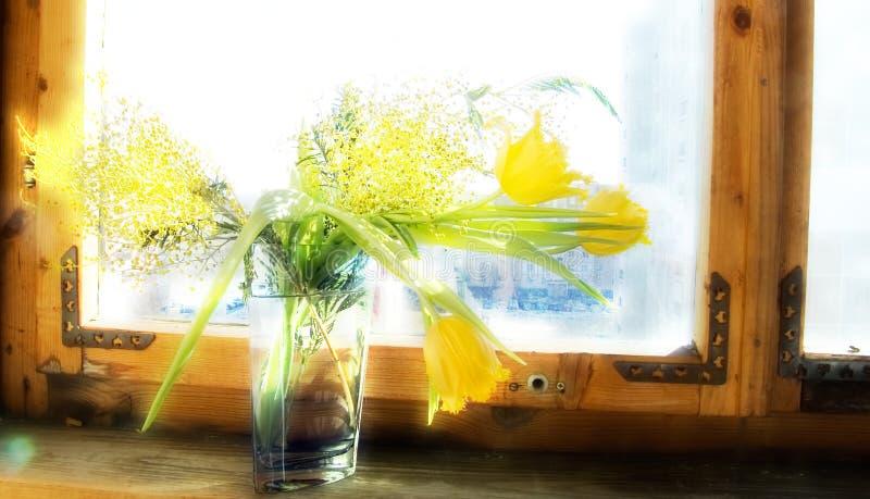 Download фасонируемые тюльпаны старого типа Стоковое Изображение - изображение насчитывающей цвет, armoring: 4567751