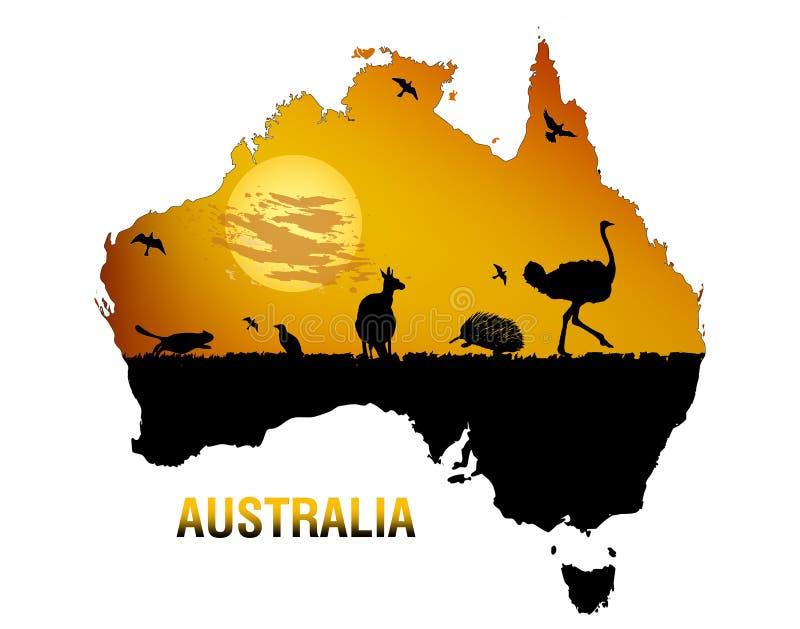 Австралия надпись картинки