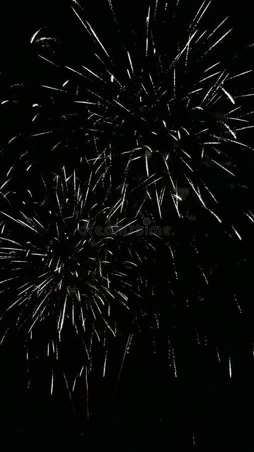 Фейерверки стоковые изображения rf