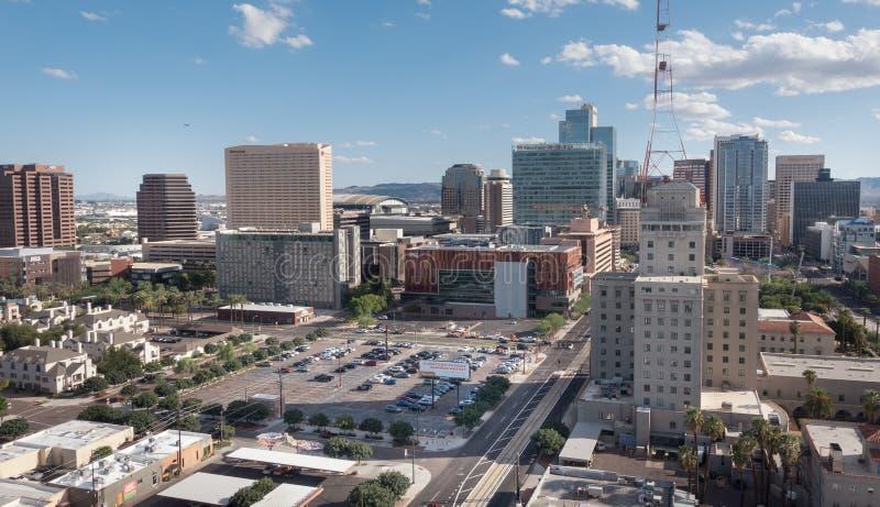 Феникс,Аз,США -9 28 19: Феникс занимает 5-е место в списке самых населенных городов США, столица штата Аризона Это стоковое фото rf