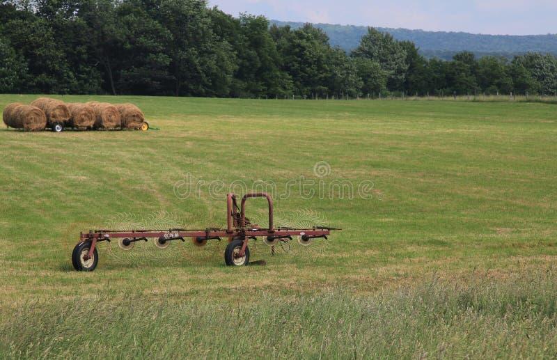 ферма оборудования старая стоковые изображения rf