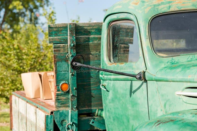 Ферма Яблока стоковое фото rf