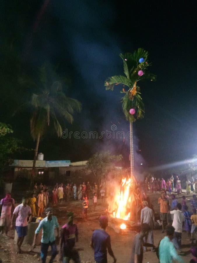 Фестиваль Holi в Индии стоковое фото rf