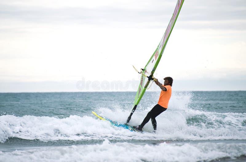Фестиваль 2013 ветра - Марина Diano стоковое фото rf