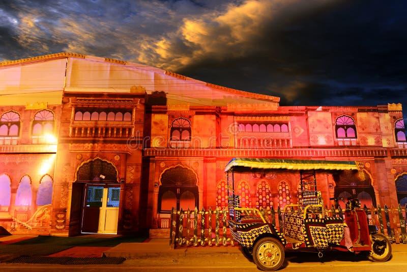 Фестиваль Гуджарата стоковые изображения