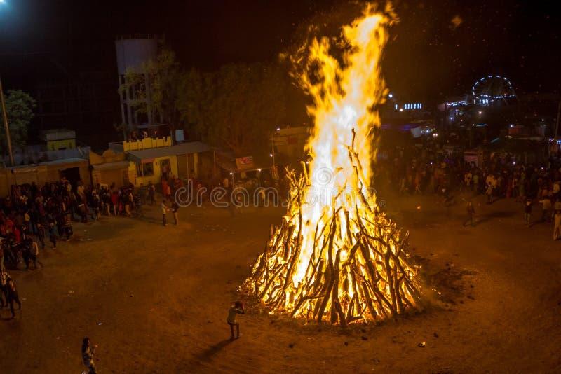 Фестиваль Индия Holi стоковые изображения rf