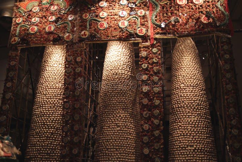 Download Фестиваль плюшки Cheung Chau Стоковое Фото - изображение насчитывающей bogota, распаровщик: 81810560