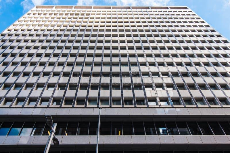 Федеральный резервный банк здания Австралии стоковое фото rf