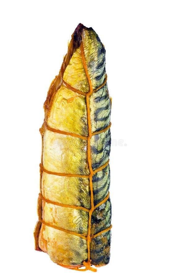 Филе копченых сельдей стоковое фото rf