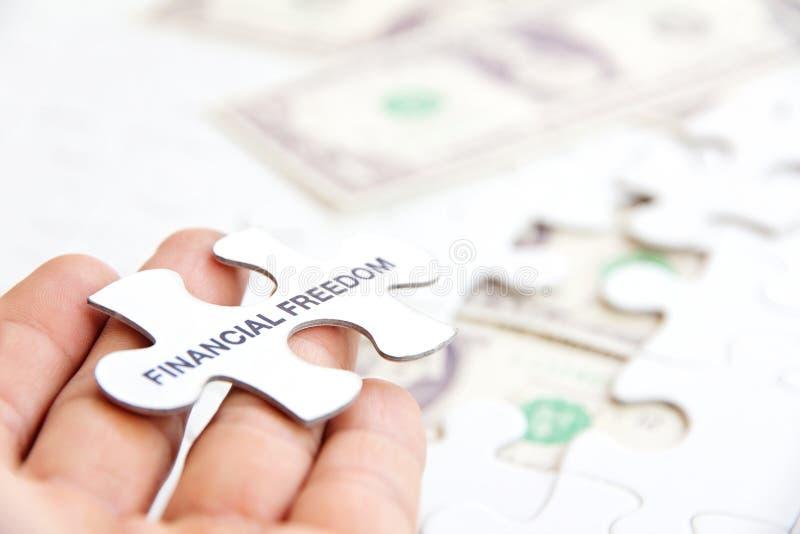 финансовая концепция свободы стоковая фотография rf