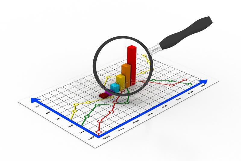 финансовохозяйственная диаграмма бесплатная иллюстрация