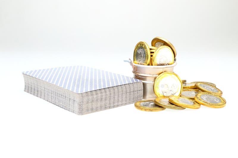 финансовохозяйственный риск стоковые изображения