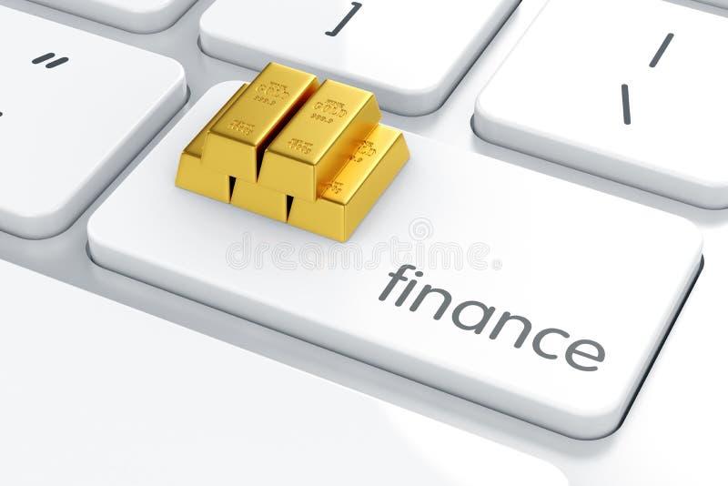 финансы яичка диетпитания принципиальной схемы предпосылки золотистые бесплатная иллюстрация