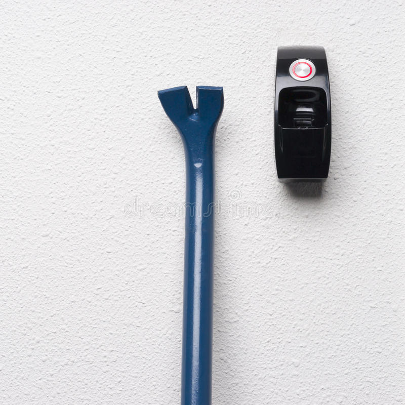 фингерпринт нужный для того чтобы раскрыть дверь стоковые фотографии rf