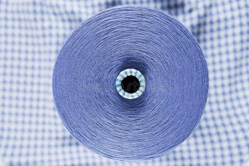 Фиолетовое пасмо цвета стоковая фотография