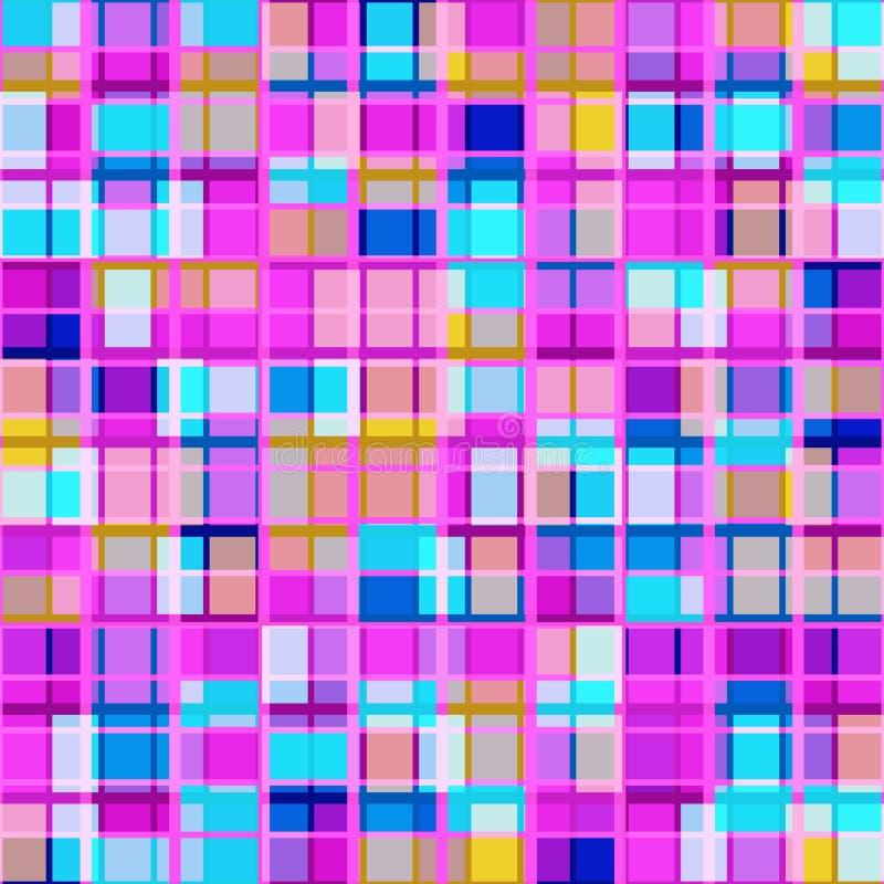 Фиолетовое seamless-11 иллюстрация штока