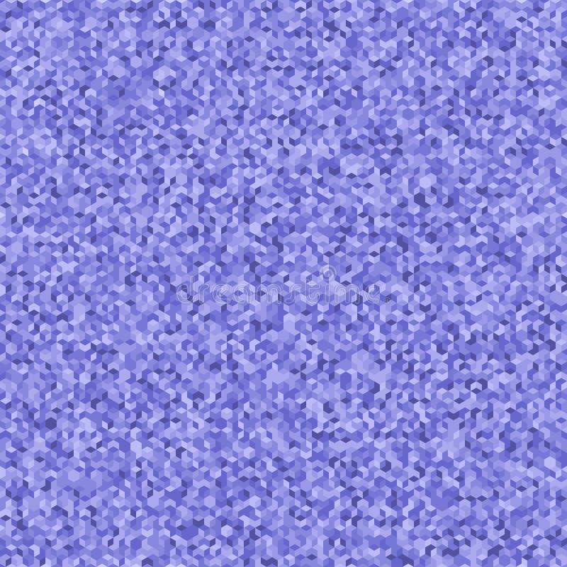 Фиолетовая безшовная кубическая текстура вектор случайно стоковая фотография rf