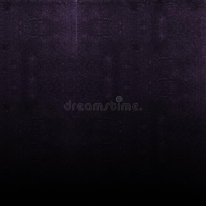Фиолетовая предпосылка градиента Фиолетовая бумажная текстура иллюстрация вектора