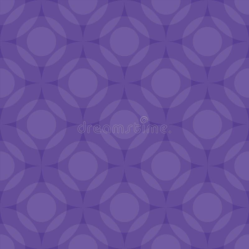 Фиолетовая предпосылка круга цвета, вектор EPS10 иллюстрация штока