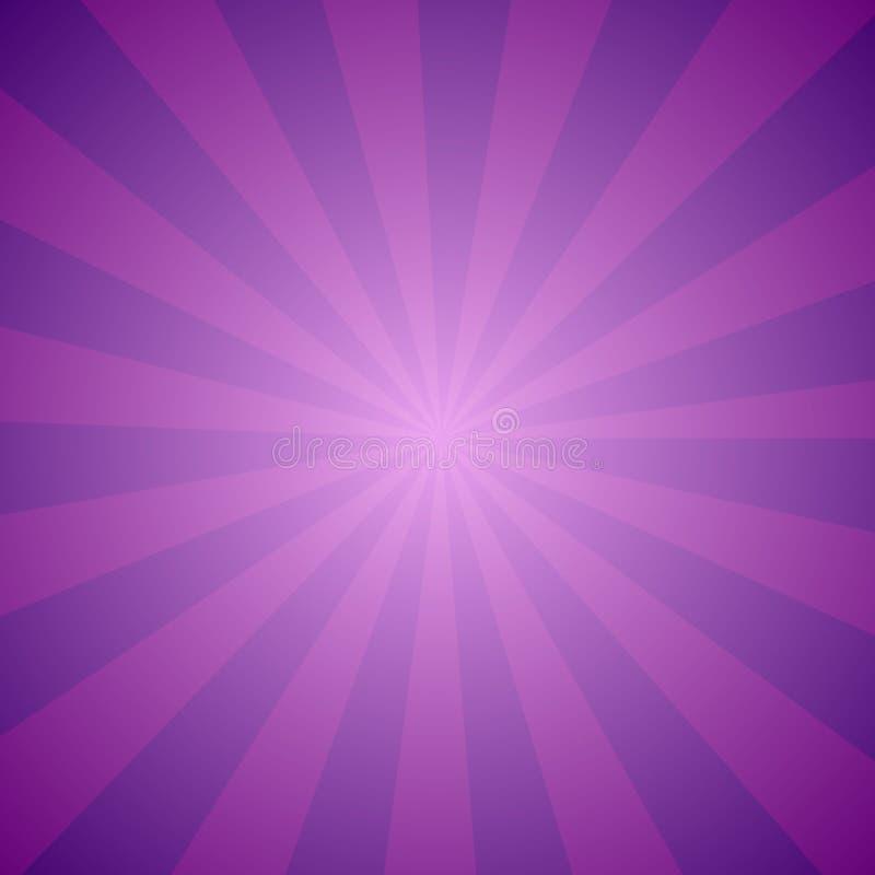 Фиолетовая предпосылка цирка иллюстрация штока