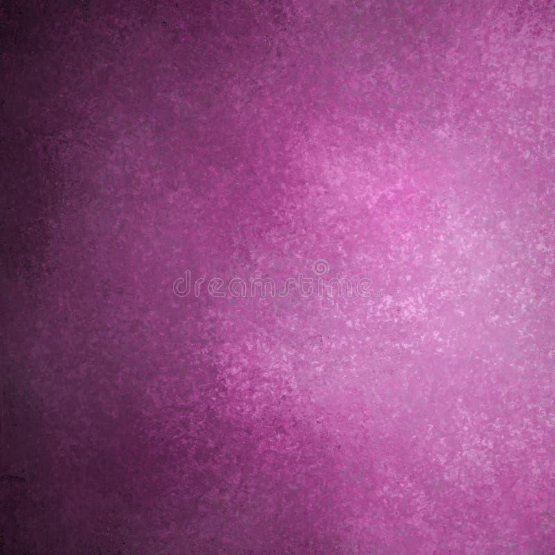 Фиолетовая розовая текстура предпосылки grunge стоковые изображения rf