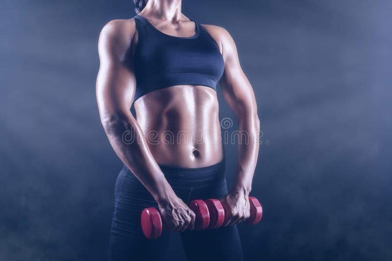 Фитнес стоковая фотография rf