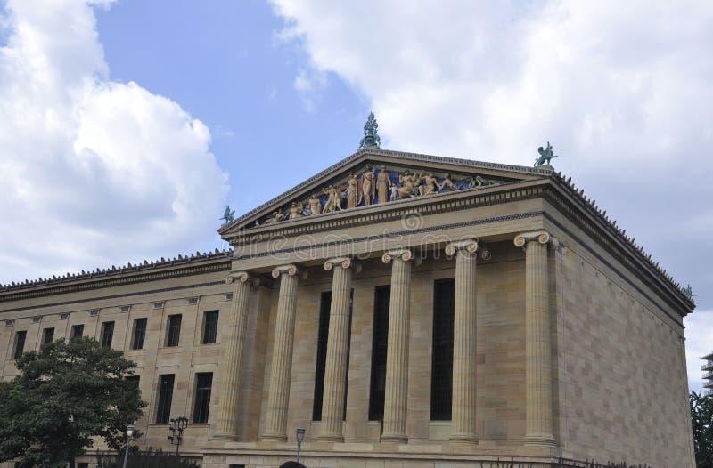 Download Филадельфия, 4-ое августа: Здание музея изобразительных искусств от Филадельфии в Пенсильвании Редакционное Стоковое Фото - изображение насчитывающей пасмурно, город: 81812083