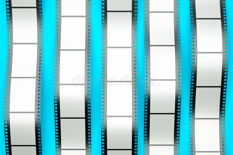Фильм иллюстрация штока