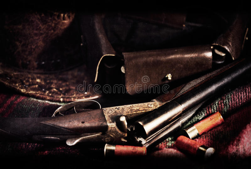 Фильм Noir. стоковая фотография rf