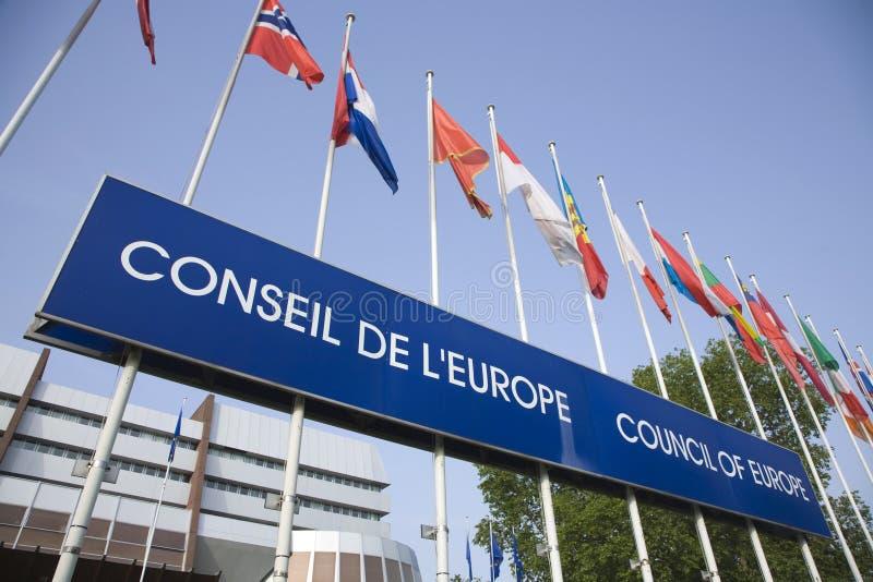 флаги евро стоковое фото