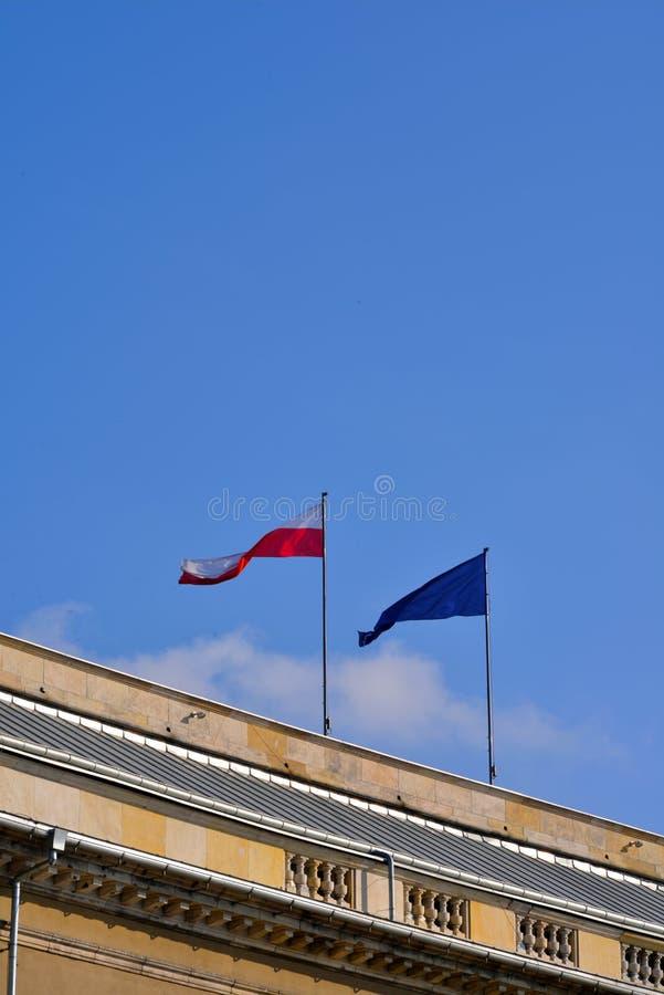 Флаги - заполированность и EU