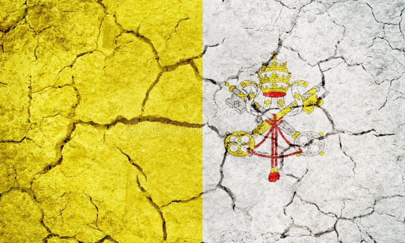 Флаг государства Ватикан бесплатная иллюстрация