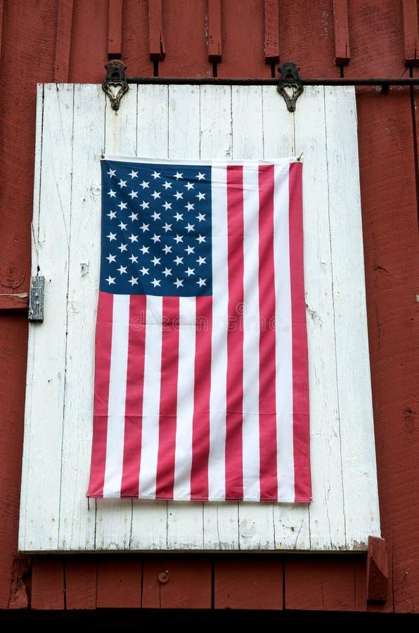 флаг дисплея стоковая фотография rf