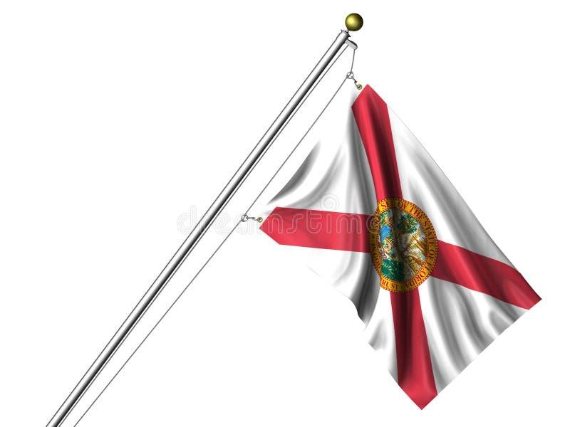 флаг изолированный florida бесплатная иллюстрация