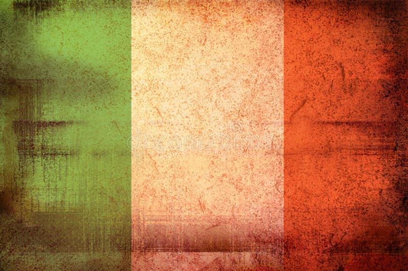 флаг Ирландия иллюстрация штока