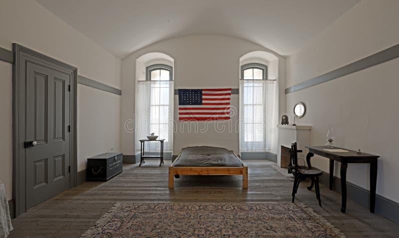 Download флаг кровати сверх стоковое изображение. изображение насчитывающей историческо - 18381027