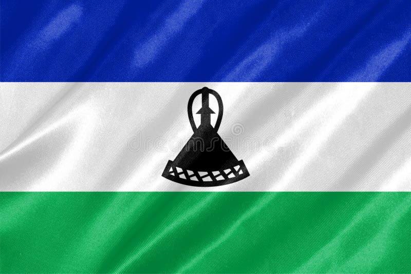 флаг Лесото бесплатная иллюстрация